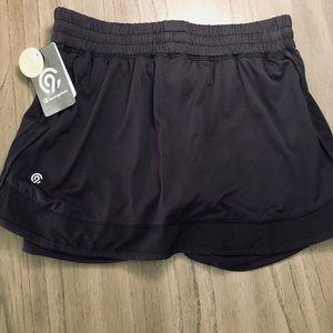 🌈2/12$🌈 brand new Champion black skorts